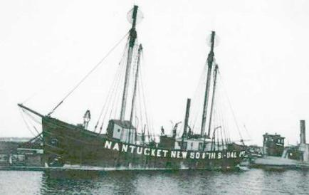 Original Nantucket Lightship